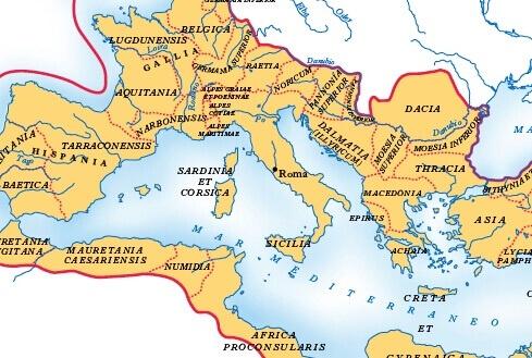 Cartina Mediterraneo Occidentale.Il Mediterraneo E La Tirannia Del Pil Conpat Org